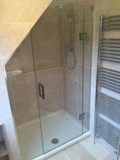 Loft Bathroom Ideas Sloped Ceiling