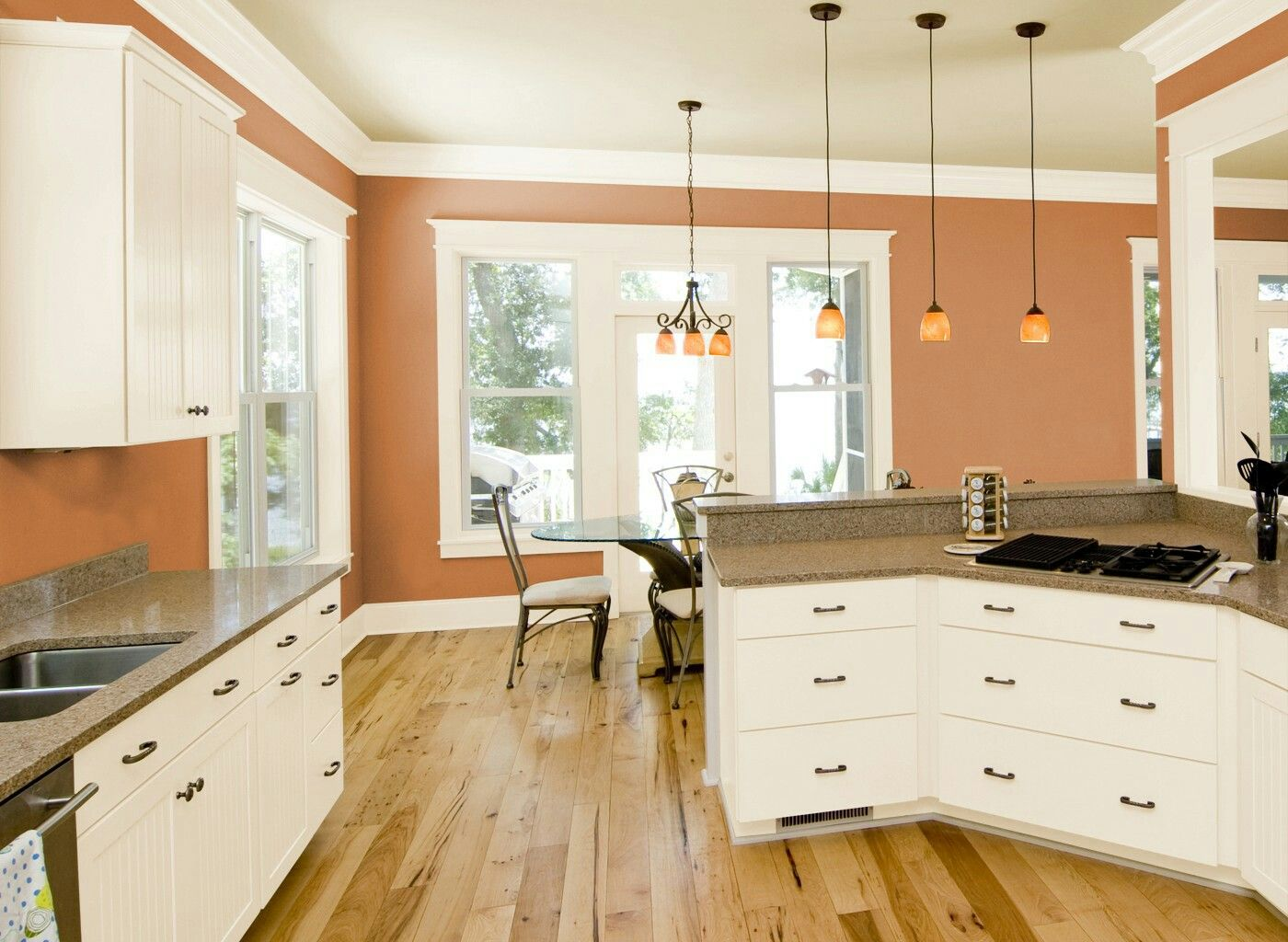 Pin By Pam Rockwell On My Home Design Kitchen Colors