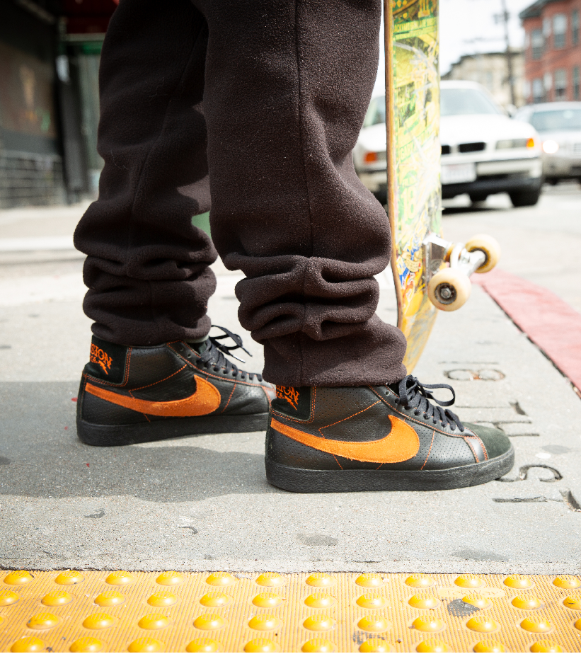 Nike Street Snkrs San Francisco - #Nike #SNKR #Collection