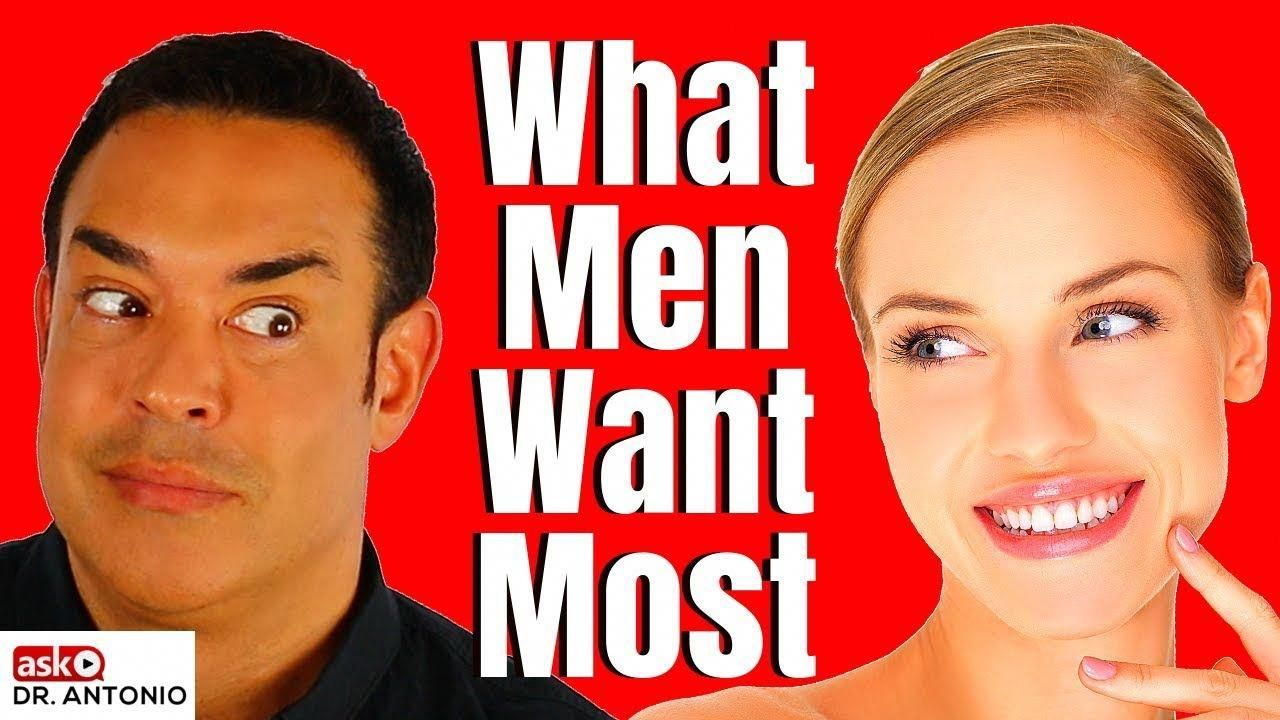 What Men Find Attractive and Want Most in a Woman