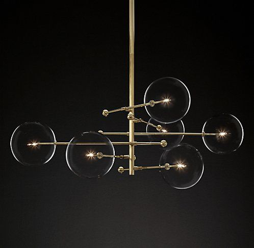 Rh moderns all ceiling lighting
