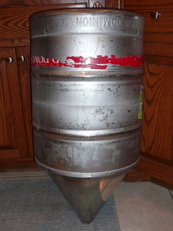Diy Chilled Conical Keg Fermenter Home Brew Forums