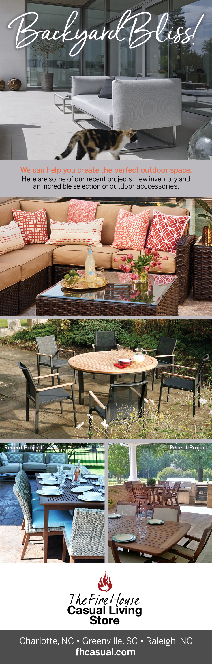 Pin On Backyard Bliss Outdoor Furniture Accessories And Stylish