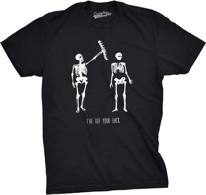 Halloween Spooky Scary Popular Design T-shirt Tee Mens Unisex Top Tshirt 08