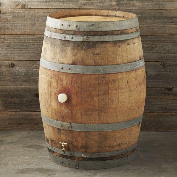 Vintage Wine Rain Barrel Vintage Wine Rain Barrel Barrel