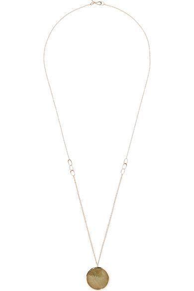 14-karat Gold Necklace - one size Melissa Joy Manning r8ehIzv