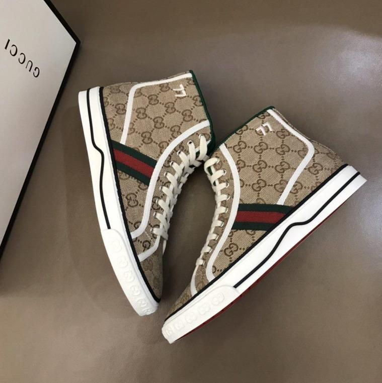 New Release Hi Tops Cute N Fab Gucci Luxury 1977 Sneakers In 2020 Gucci Gucci Fashion Glam Doll