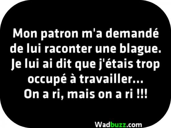 blague drole a raconter