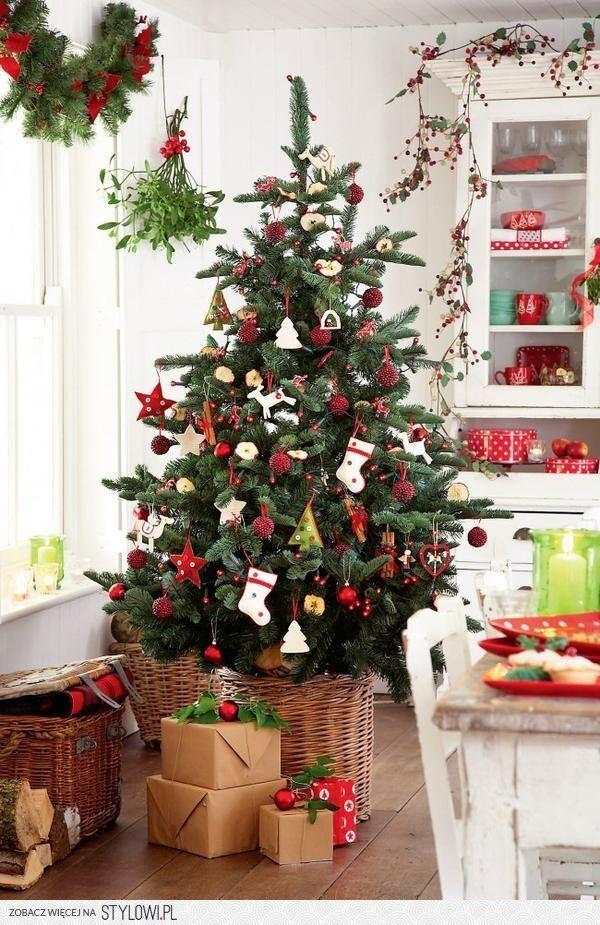 Pin By Crystal Tufts On Christmas Christmas Decorations Scandinavian Christmas Trees Warm Christmas