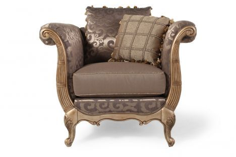 RC LIZ/CHAIR   Rachlin Classics Liz Chair | Mathis Brothers Furniture