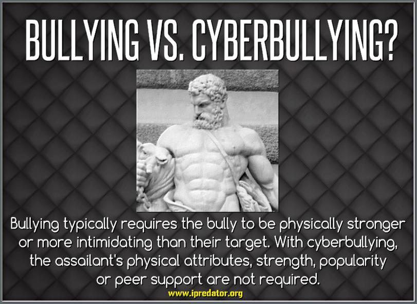 9 Cyberbullying Public Domain Custom Image From Ipredator Internet