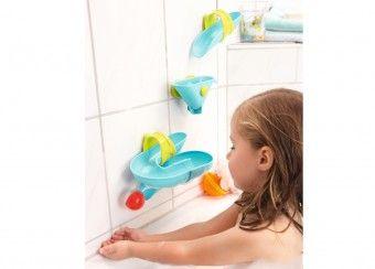 Knikkerbaan Badplezier Waterparcours Knikkerbaan Badspeelgoed Splish Splash