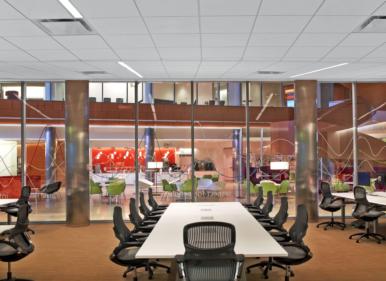 Gsk Navy Yard Francis Cauffman Corporate Interiors