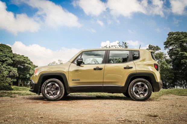 Com Renegade E Fabrica No Brasil Jeep Chega A 129 Concessionarias