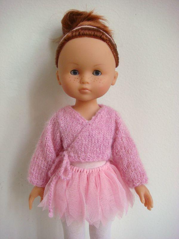 tuto cache c ur poupee cherie knitting pinterest. Black Bedroom Furniture Sets. Home Design Ideas
