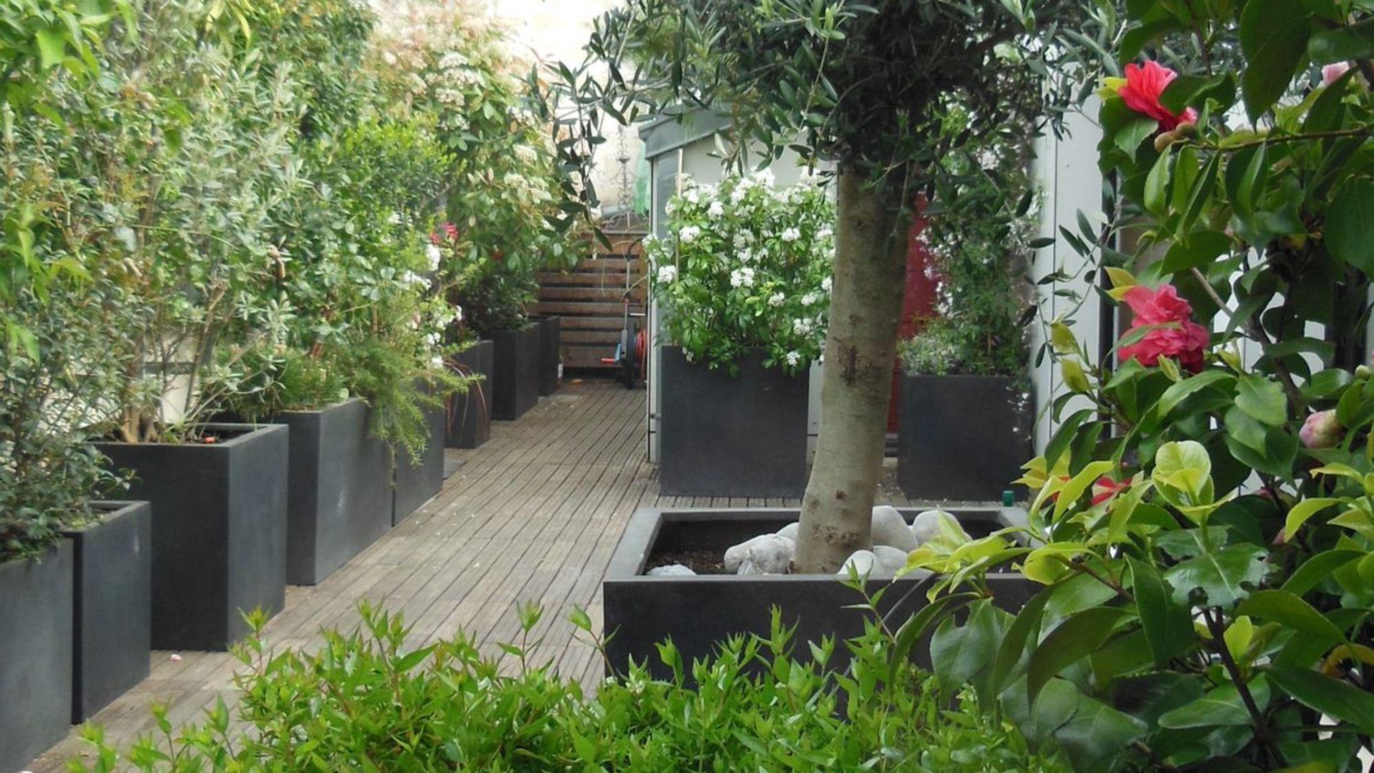 Se Cacher Des Voisins Dans Son Jardin voisinage : protéger une terrasse des voisins | terrasse