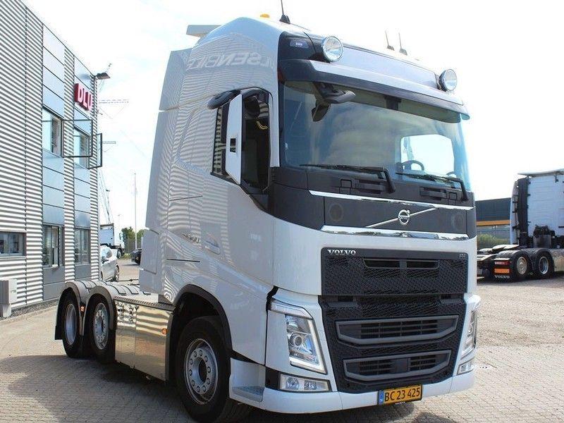 72 500 EUR, 6x2, 2016, 320 000 km, Euro 6, diesel, 500 hp (372 KW) #truck1 #volvotrucks #trucks #volvofh #volvofh500