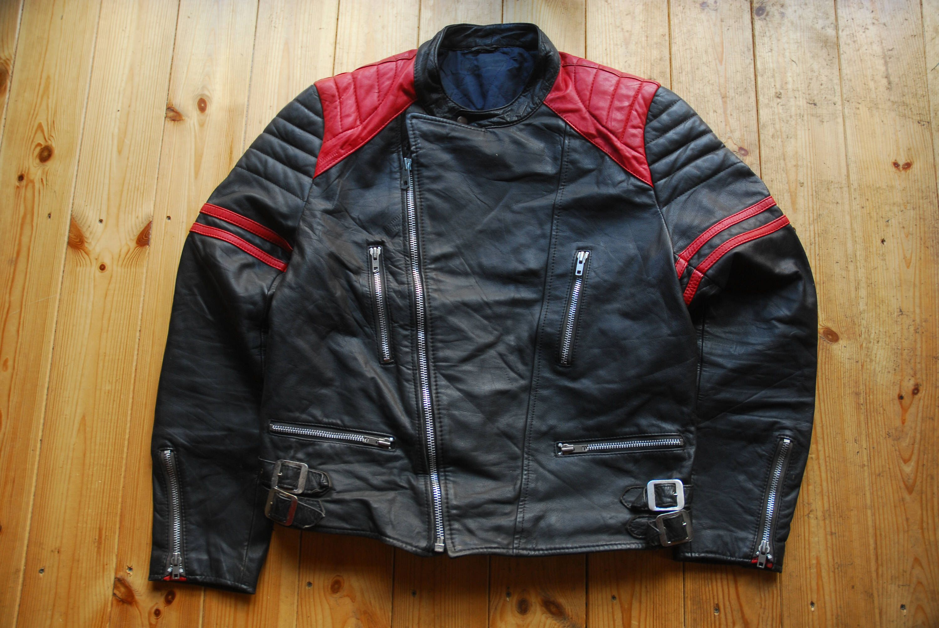 Your Place To Buy And Sell All Things Handmade European Fashion Vintage Leather Jacket Jackets