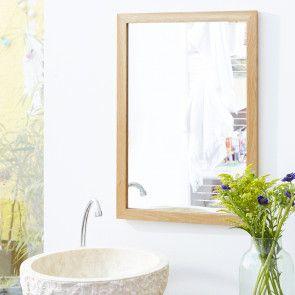 Badschrank Aus Eiche Serena Oak 30 Miroir Salle De Bain Miroir