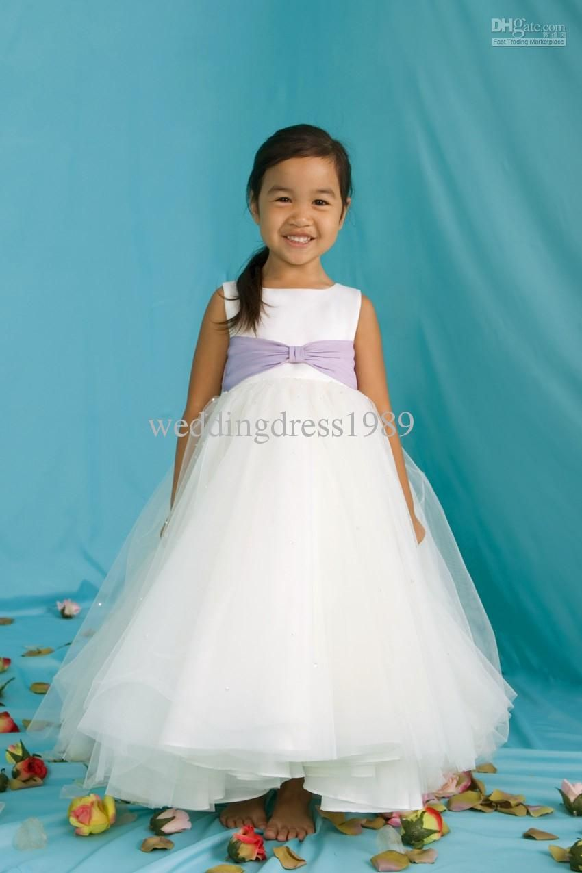 Wholesale girl dress buy for 6 months to 6years old a line jewel wholesale girl dress buy for 6 months to 6years old a line jewel satin ombrellifo Images
