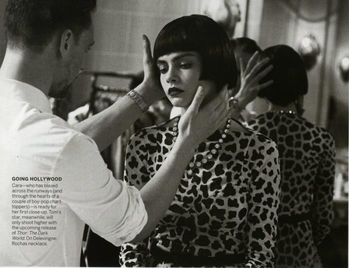 Vogue US (May 2013) - Take Two