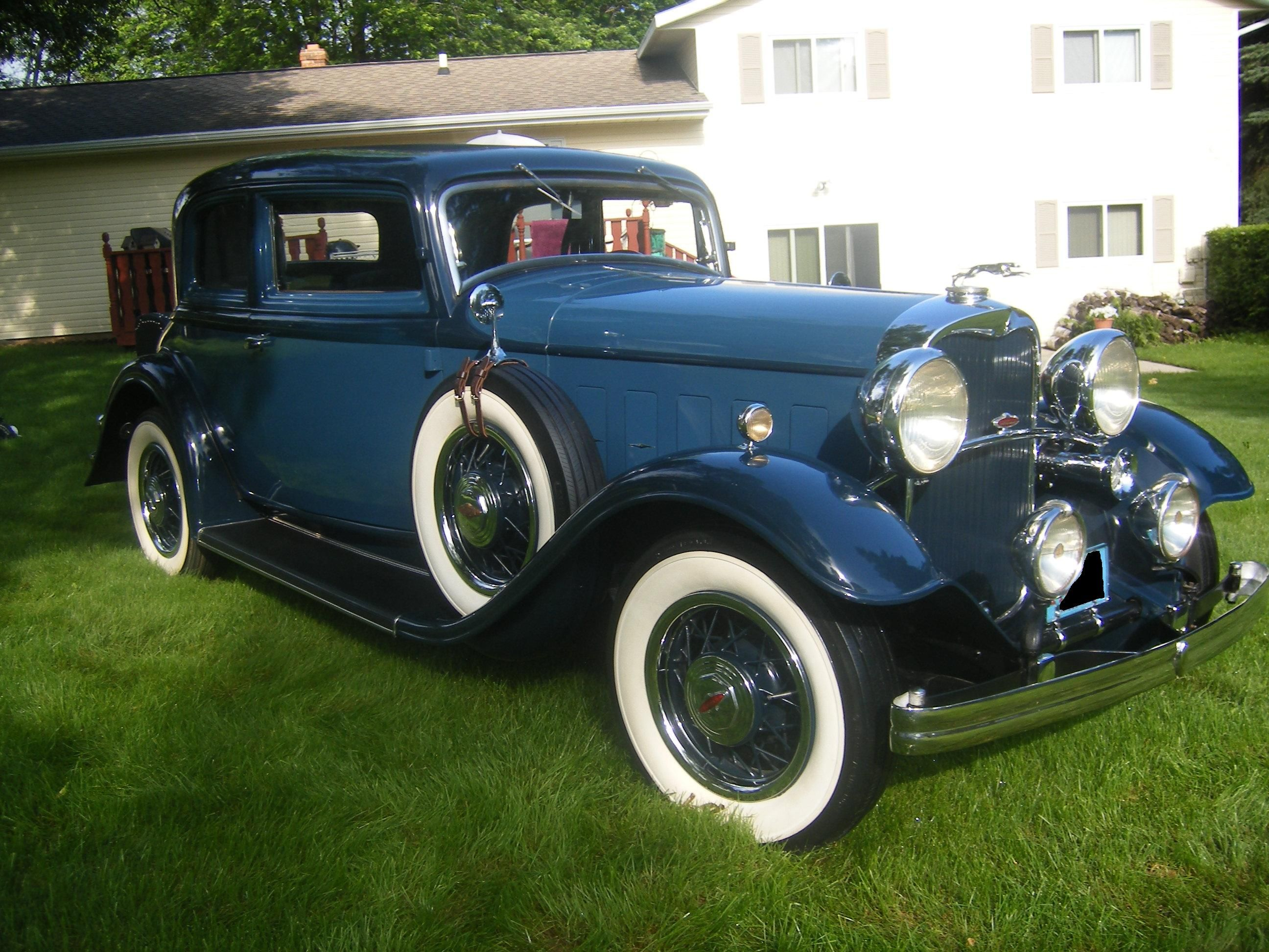 1932 Lincoln KA Victoria Very rare investment quality car - $75,000 ...