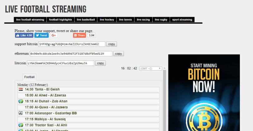 12thplayer Wiziwig Alternative List Live Football Streaming Football Streaming Live Football Match