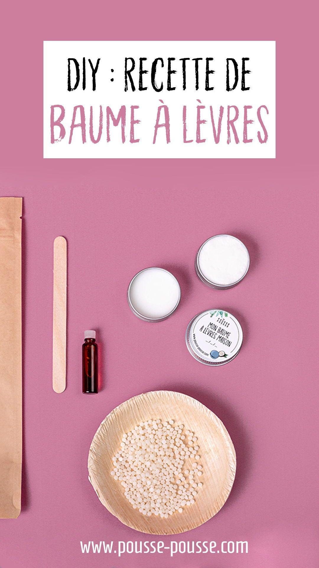 Diy Zéro Déchet Mon Baume à Lèvres Maison En 2020 Baume à Lèvres Maison Baume à Lèvres Baume