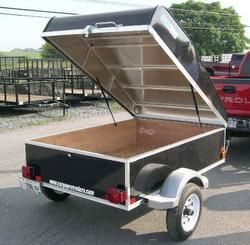 Choosing A Cargo Trailer For A Small Vehicle With Images Cargo