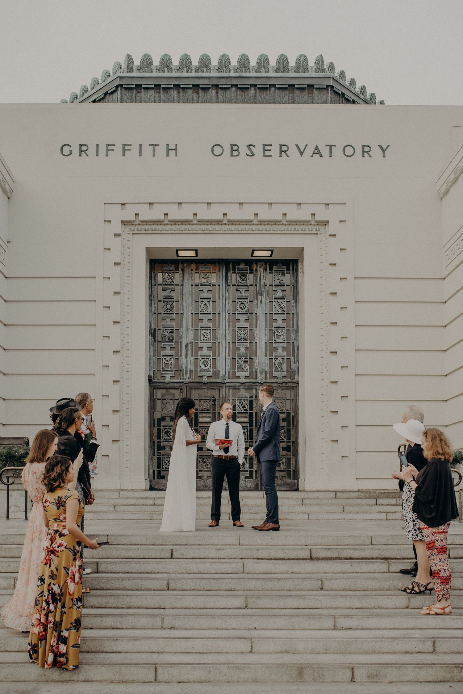 Isaiah Taylor Photography Griffith Observatory Elopement Wedding Photographer In Los Angeles Wedding Los Angeles Wedding Photography Los Angeles Beach Wedding Photography
