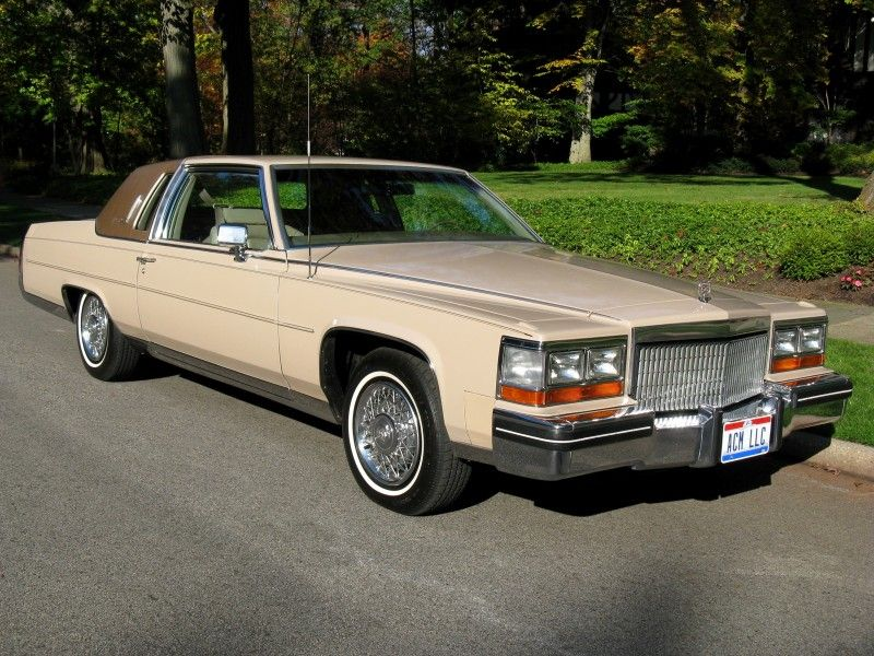 1980 Cadillac Fleetwood Brougham Coupe | Cadillac: 1980 - 1984 ...
