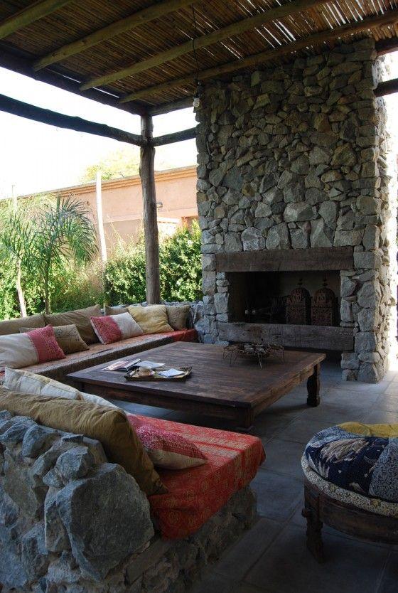 Quinchos quincho pinterest quinchos terrazas y casas for Terrazas quinchos