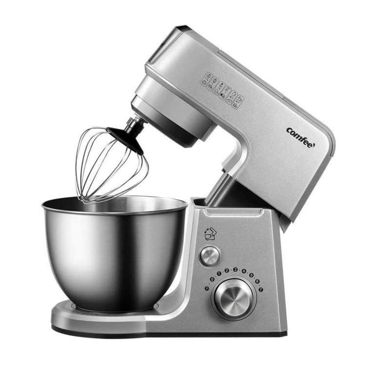 Comfee 2 6qt Die Cast 7 In 1 Multi Function Stand Mixer Best Stand Mixer Stand Mixer Recipes Mixer