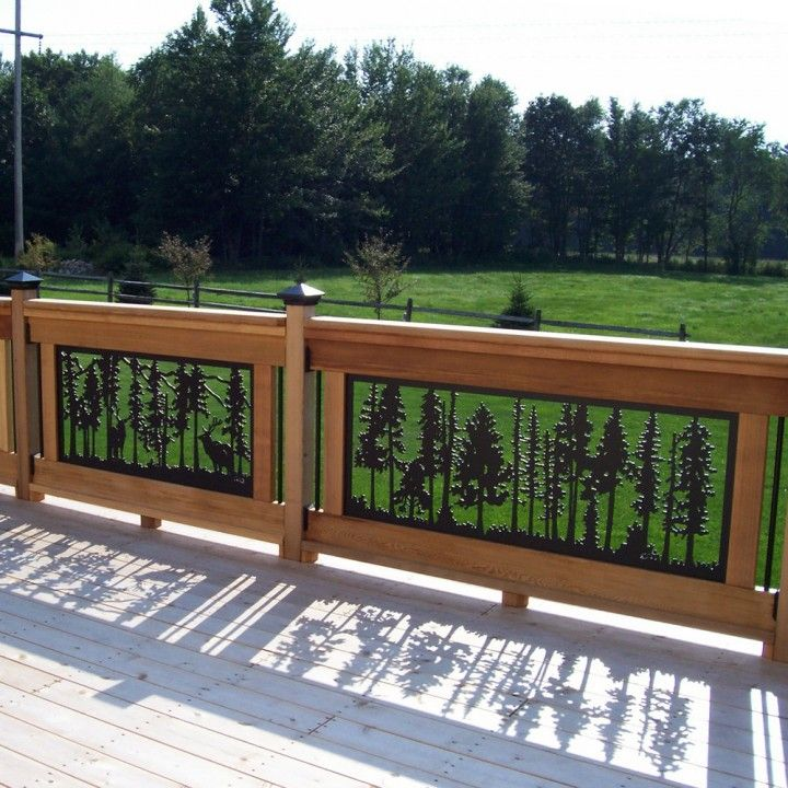 Balcony Panels For Decks   Rockler Woodworking Tools Gallery
