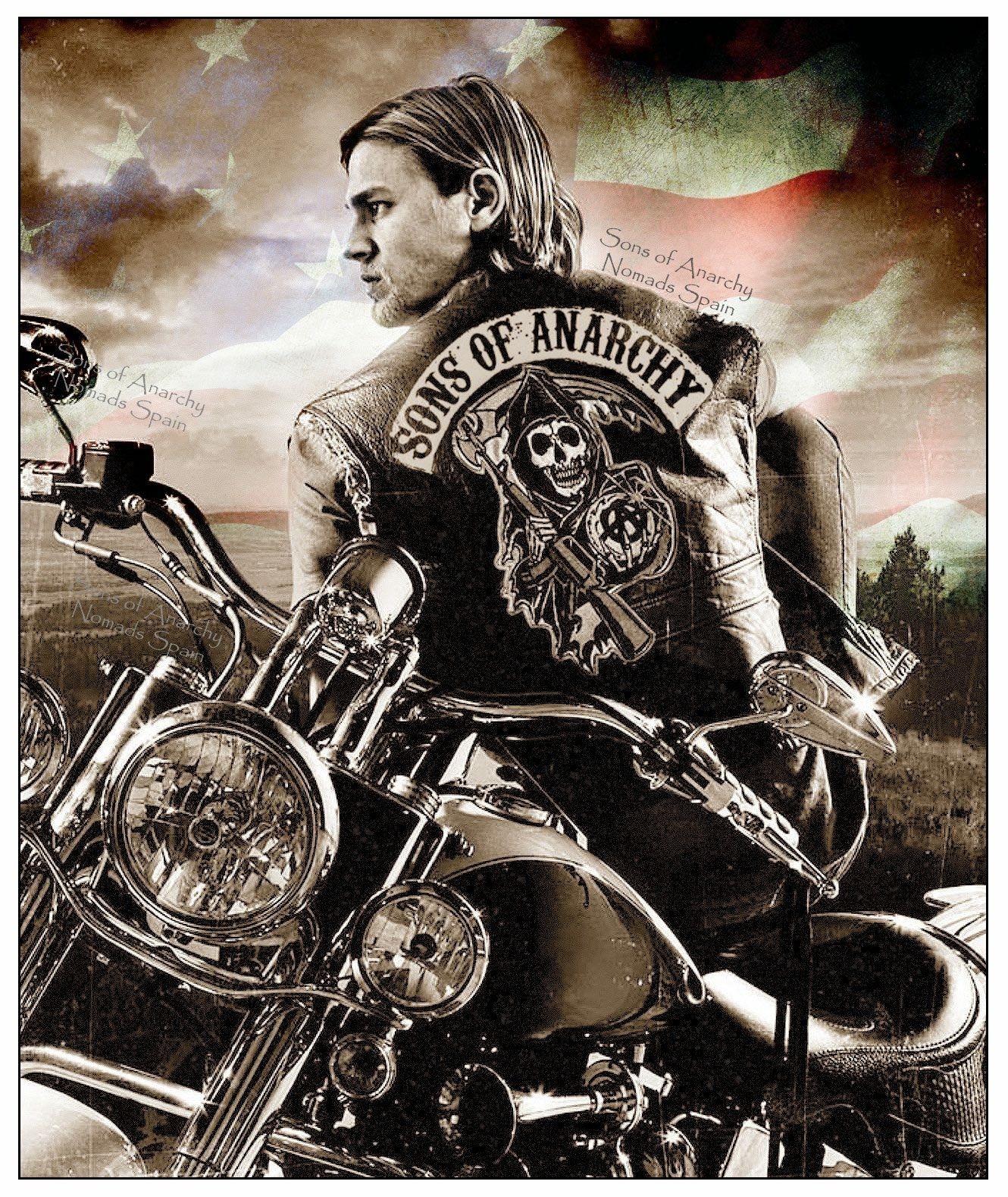 Pin by Jackie Trujillo on Sons Of Anarchy | Sons of ...