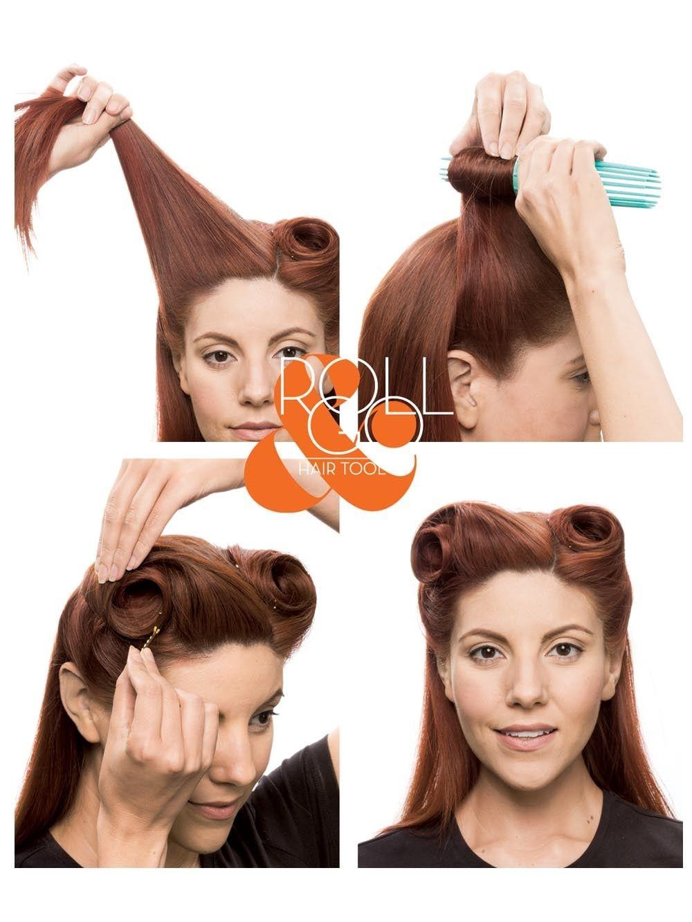 Roll Go Tool From Vivien Of Holloway Hair Hair Styles Hair