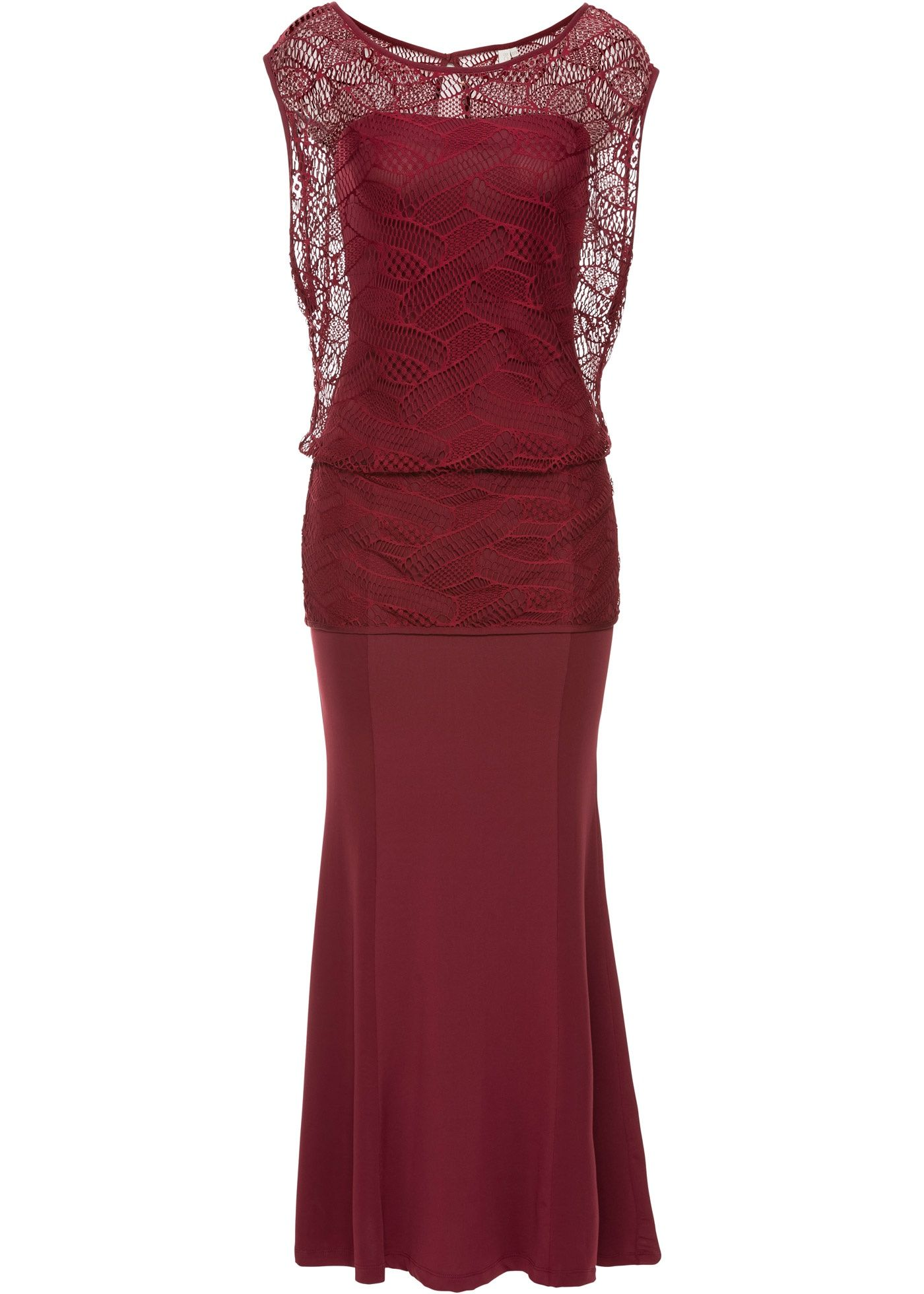 Verführerisches Kleid mit Spitzenoberteil | Fashion
