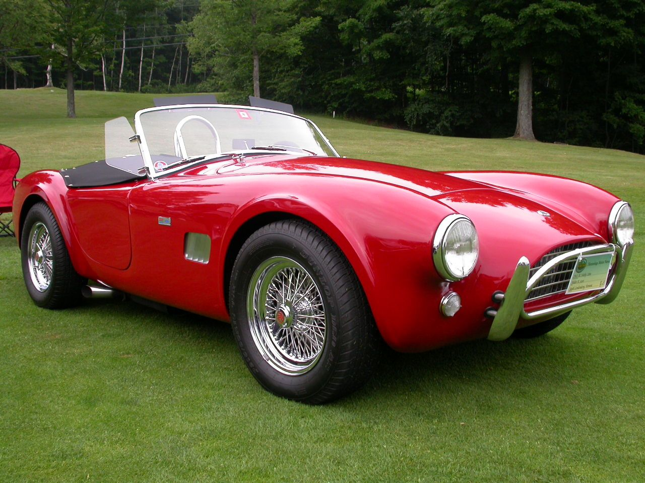 O M G this car is so worth learning to drive for! a 1963 Shelby AC ...