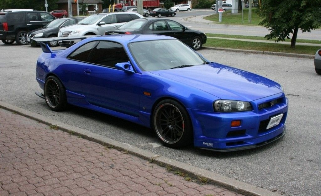 Expensive And Sporty Blue Right Hand Drive Cars For Sale Free