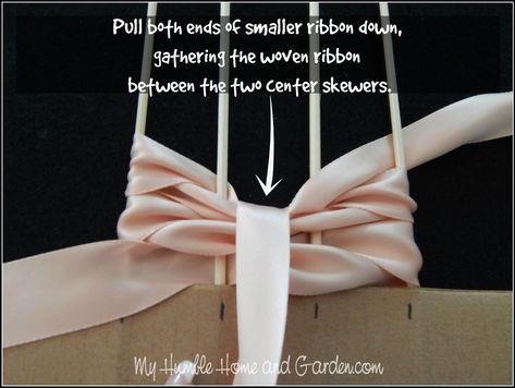Wie man einfach DIY Haarschleifen für kleine Mädchen macht