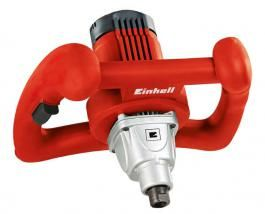 Električni mešač za boju i malter TC-MX 1400 E Einhell - Napon: 230 V ~ 50 Hz Snaga: 1,400 W Broj obrtaja: 0 – 750 min-1 Prihvat: M 14 Težina proizvoda: 3.8 kg http://www.odigledolokomotive.rs/proizvodi/mesaci/