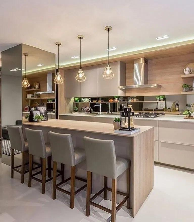 10 kitchen luxury design modern dream home ideas for 2020 42 in 2020 interior design kitchen on kitchen ideas modern id=35321