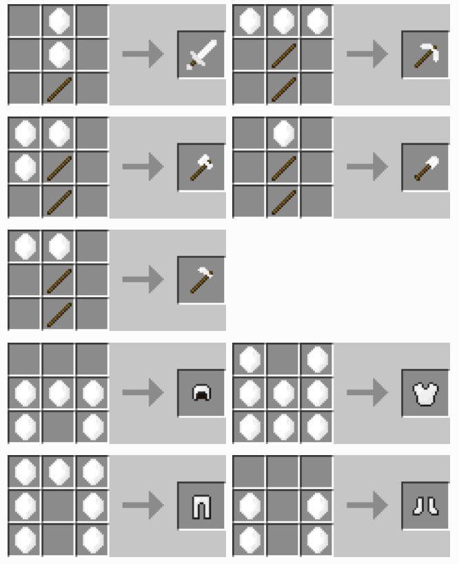 как сделать рамку в майнкрафт #7