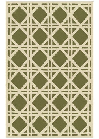 Layla Grayce Cane Pattern Rug Outdoors Pinterest