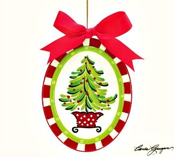 whimsical hand painted christmas ornaments - Google Search ...