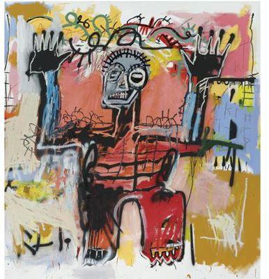 Jean-Michel Basquiat....