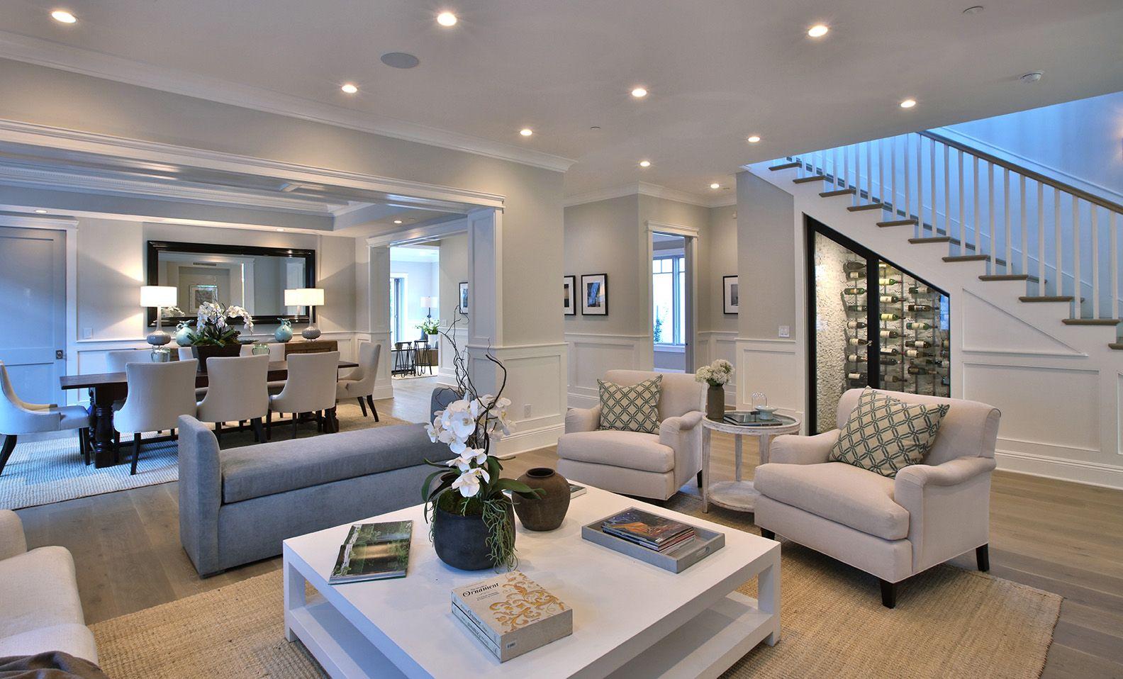 Open Concept Luxury Modern Home Luxury Modern Homes Open Concept Floor Plans Home
