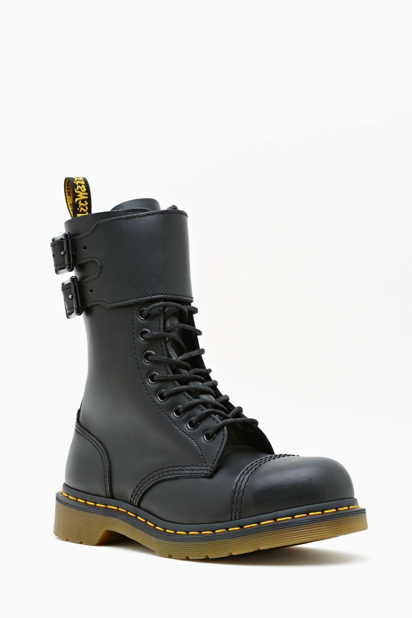 Dr. Martens Caden Combat Boot   Shop Shoes at Nasty Gal!   Shoes ... aff36552268d