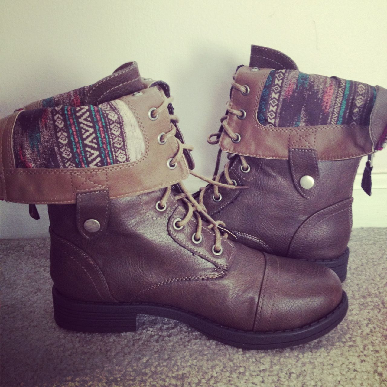 Cute Combat Boots For Girls - Boot 2017