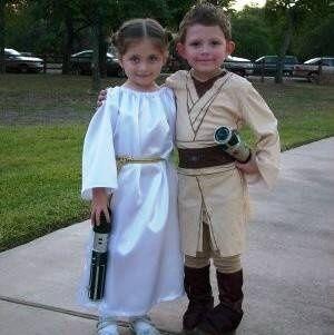 Luke And Leia Twin Halloween Costumes Toddler Halloween